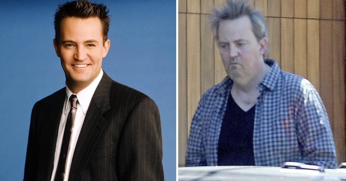 gfgfggf.jpg?resize=1200,630 - Matthew Perry Spotted Out For The First Time In Months As He Took A Break From Quarantine