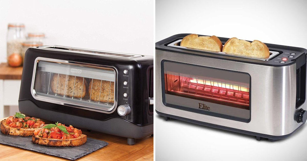 gsdgsdg 2.jpg?resize=412,232 - World's First Ever See-Through Toaster Promises Users Perfect Toast Every Day