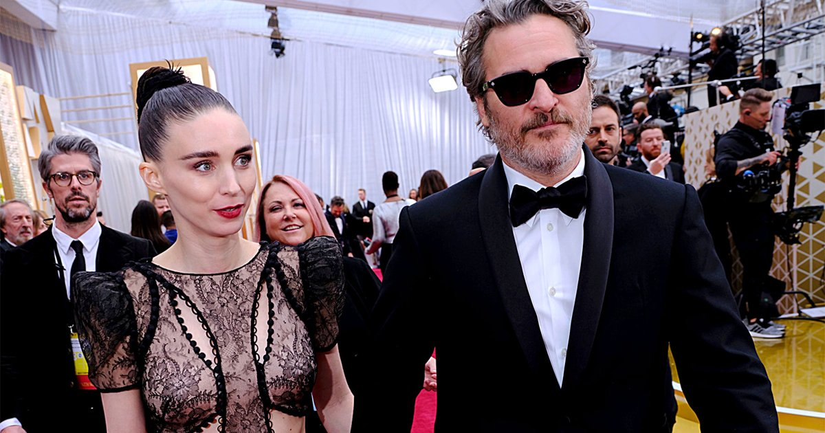 gssdfdsf.jpg?resize=1200,630 - Joaquin Phoenix And Fiancee Rooney Mara Are Expecting Their First Child