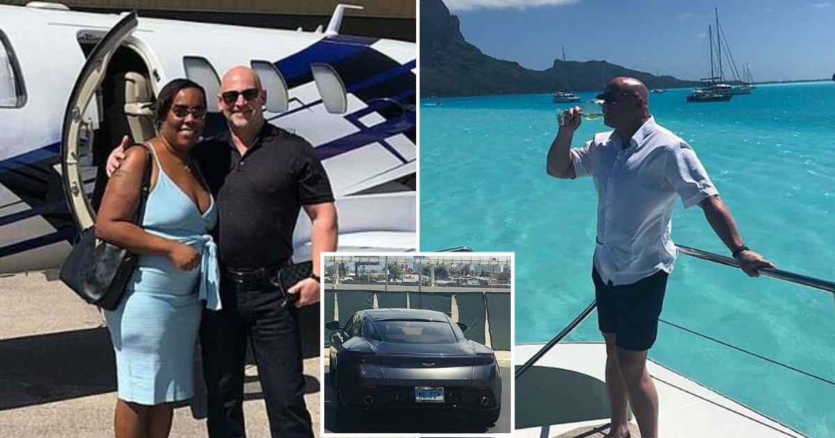 harron7.png?resize=412,232 - Couple Stole $13M From Health Care Program And Purchased Luxury Cars, A Private Jet, Designer Clothes And More