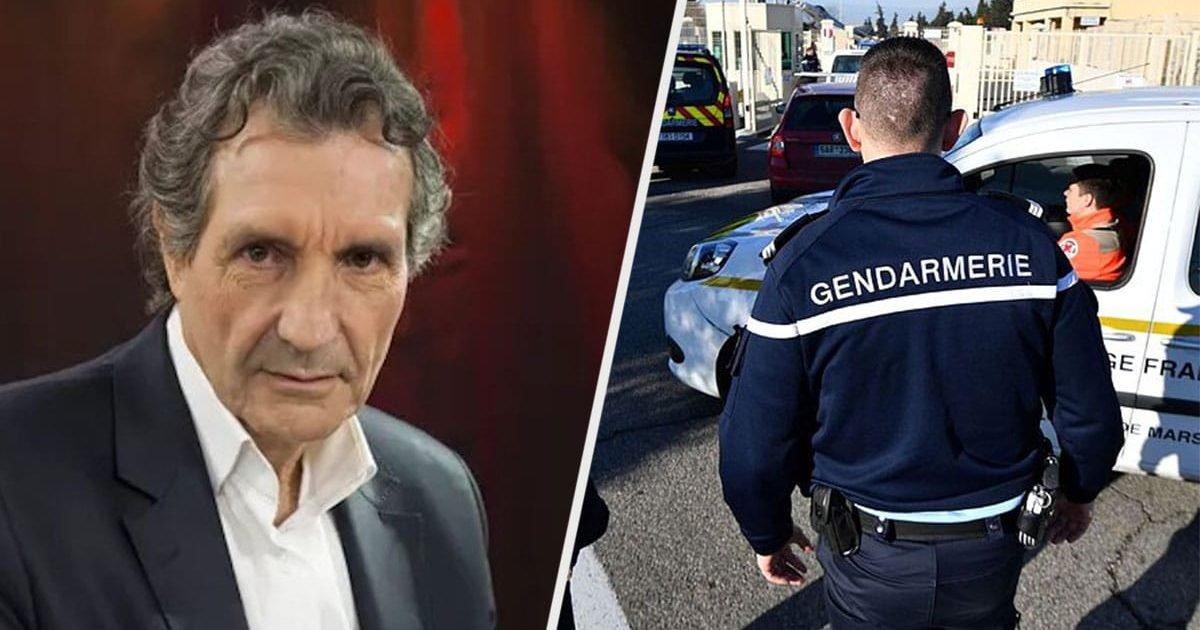 jean jacques bourdin arrete gendarmerie grand exces vitesse e1590682955427.jpg?resize=1200,630 - Excès de vitesse : Jean-Jacques Bourdin flashé à 186 km/h sur l'autoroute A75