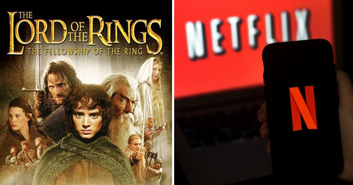 lord of the rings netflix.jpg?resize=1200,630 - Viewers Gear Up As Lord Of The Rings Netflix Starts Streaming In The US