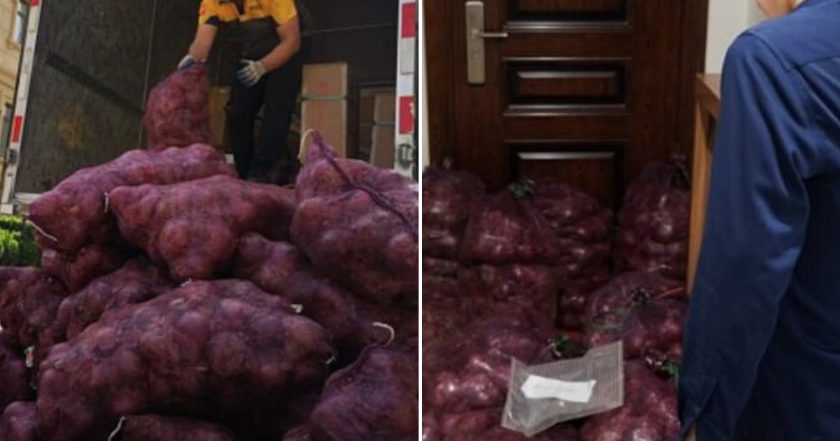 onions5.png?resize=1200,630 - Cry Hard With A Vengeance! Woman Sends A Ton Of Onions To Cheating Ex-Boyfriend