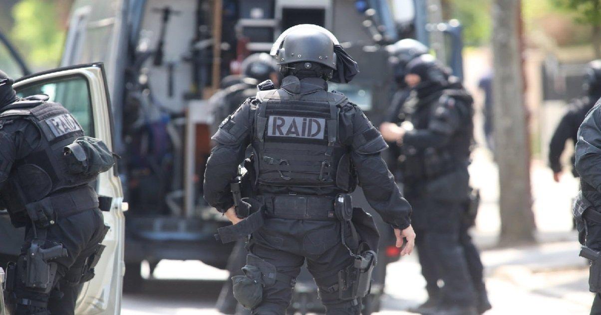 raid.jpg?resize=1200,630 - Un policier du RAID a été percuté par une voiture à Montpellier
