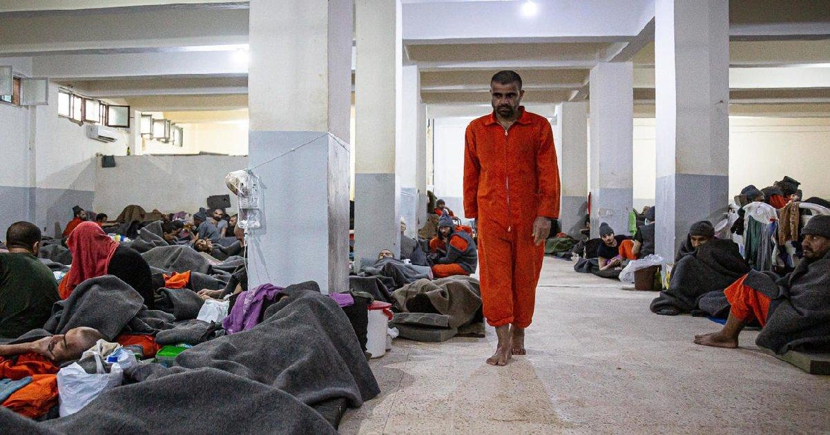 syrie.jpg?resize=1200,630 - Syrie: treize djihadistes françaises se sont enfuies de prison !