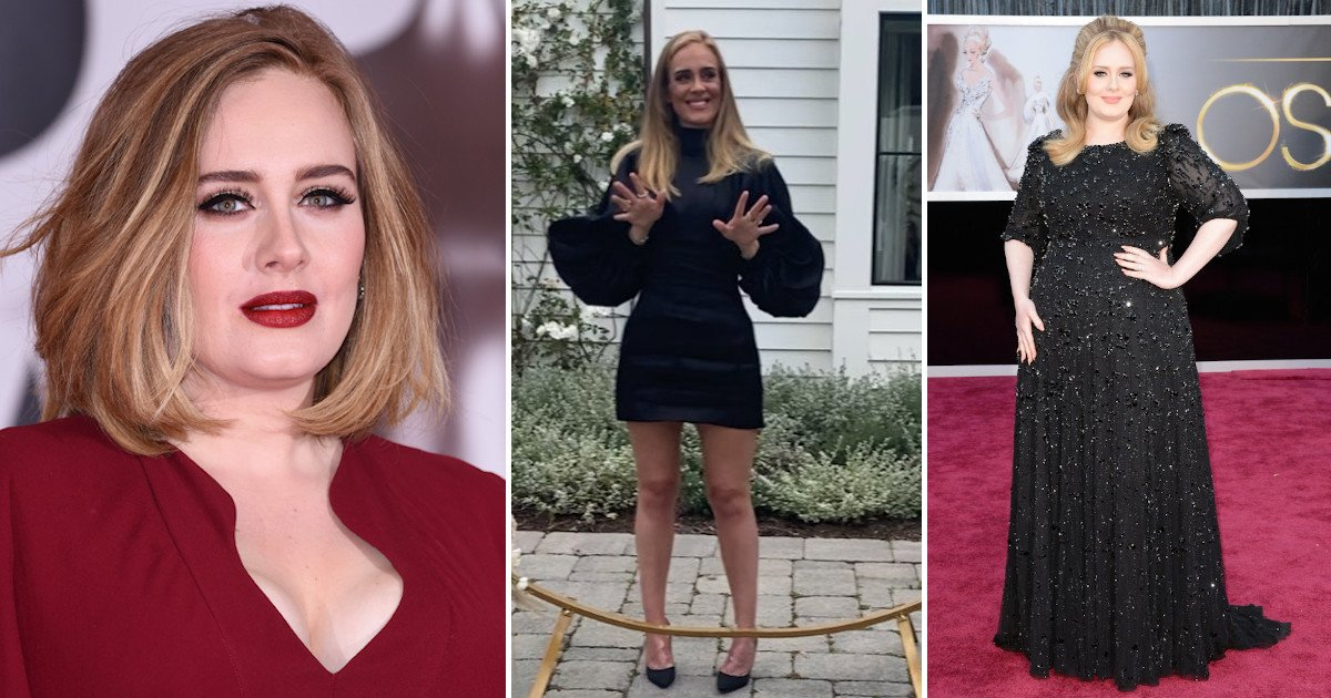 untitled 61.jpg?resize=412,275 - This Is How Adele Achieved Her Incredible Figure Following The Sirtfood Diet