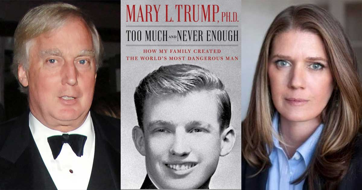 1 141.jpg?resize=1200,630 - Court Rejects Attempt To Block Mary Trump Book