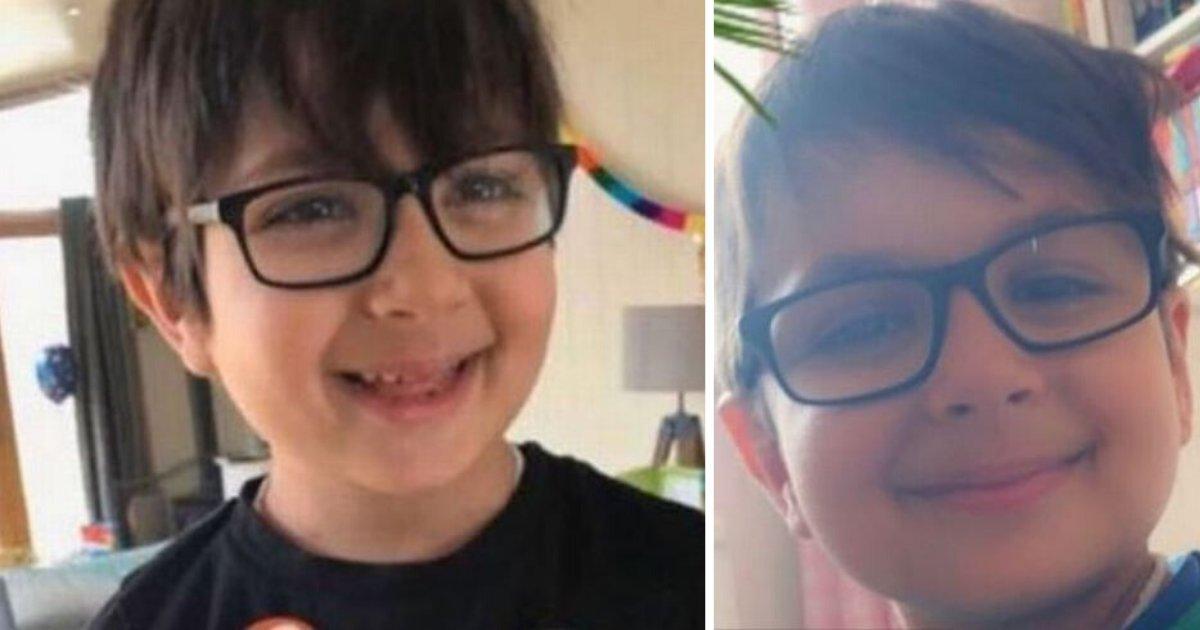 1 38.jpeg?resize=1200,630 - Niño De 6 Años Gana La Batalla A La Leucemia Pero Muere Unos Días Después De Su Cumpleaños