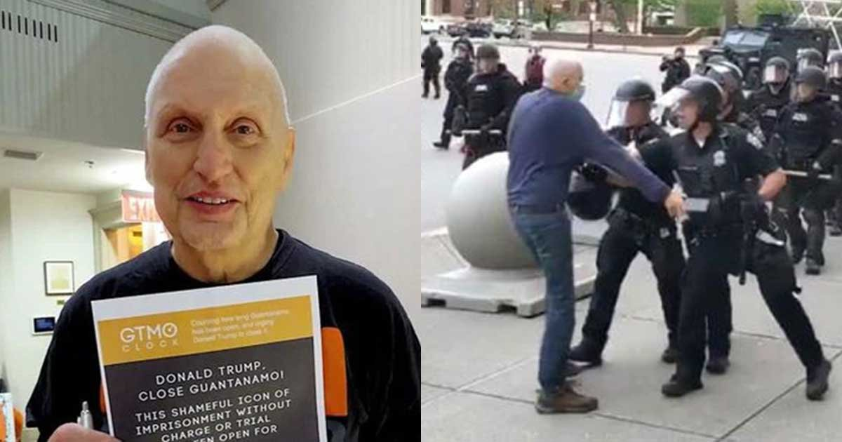 1 92.jpg?resize=412,275 - 75-Year-Old Activist Left With Fractured Skull And Now Unable To Walk