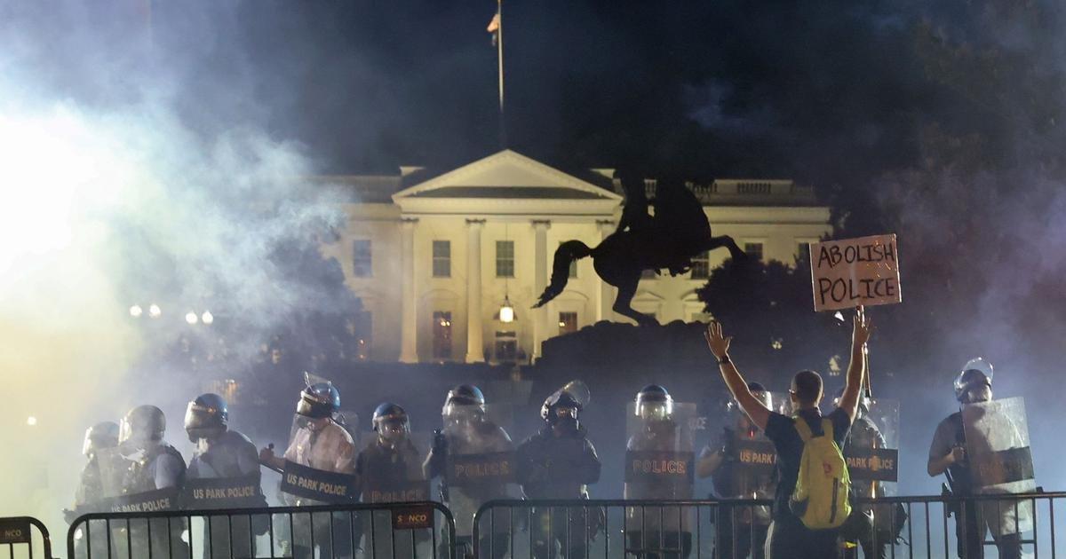 142235 izsxnigipo 1591005401.jpg?resize=1200,630 - États-Unis : Donald Trump a été emmené dans un bunker vendredi pendant les émeutes