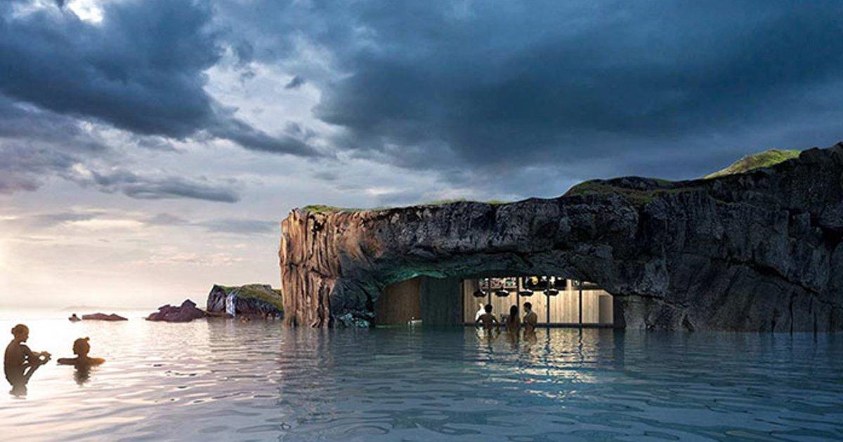 2 56.jpg?resize=1200,630 - 내년 봄에 개장한다는 '아이슬란드' 자연 수영장 근황