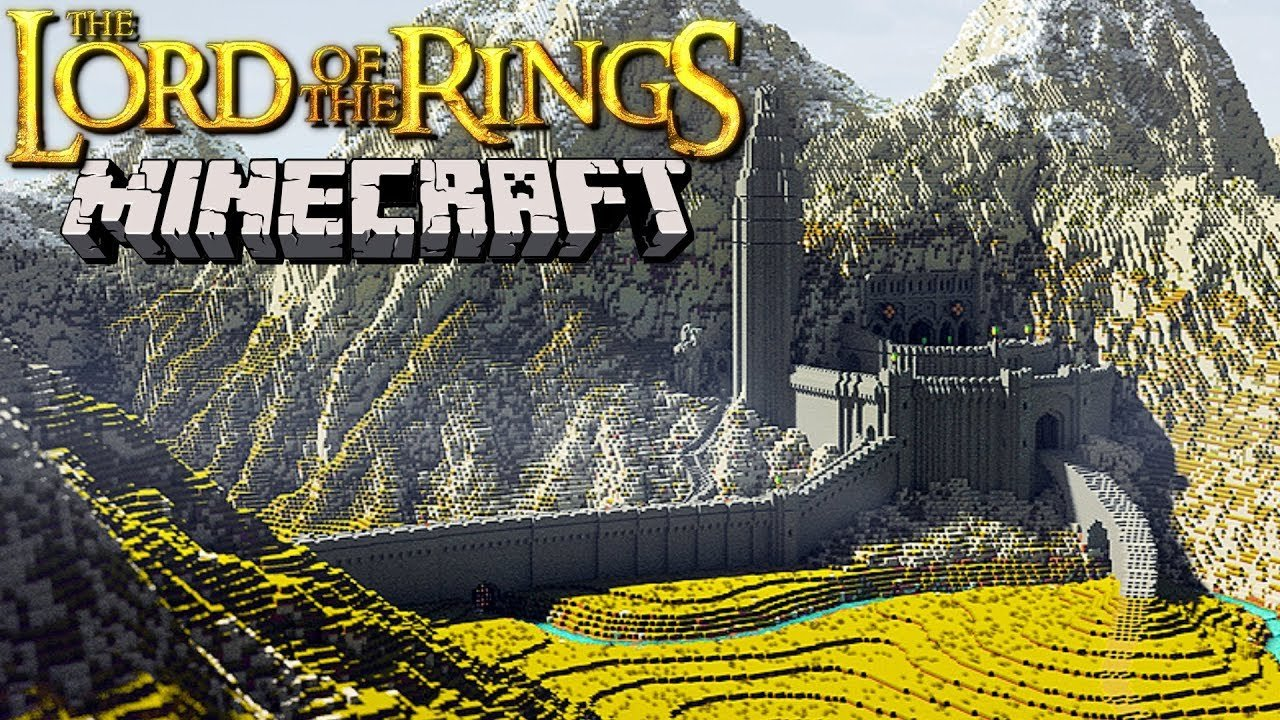 Middle Earth Minecraft