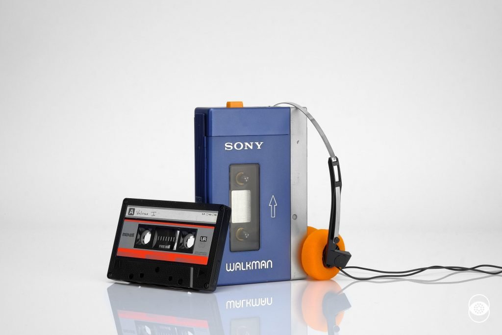 walkman is the coolest thing of the most popular things of 90