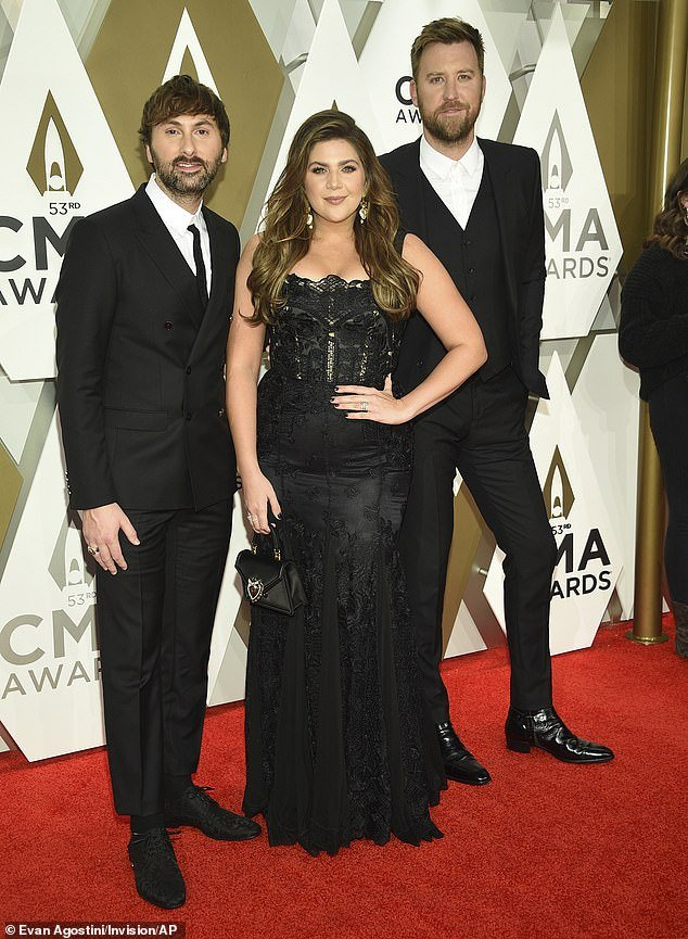 Change:Lady Antebellum (above in 2019) is changing its name to Lady A, as members say they are regretful and embarrassed for the word