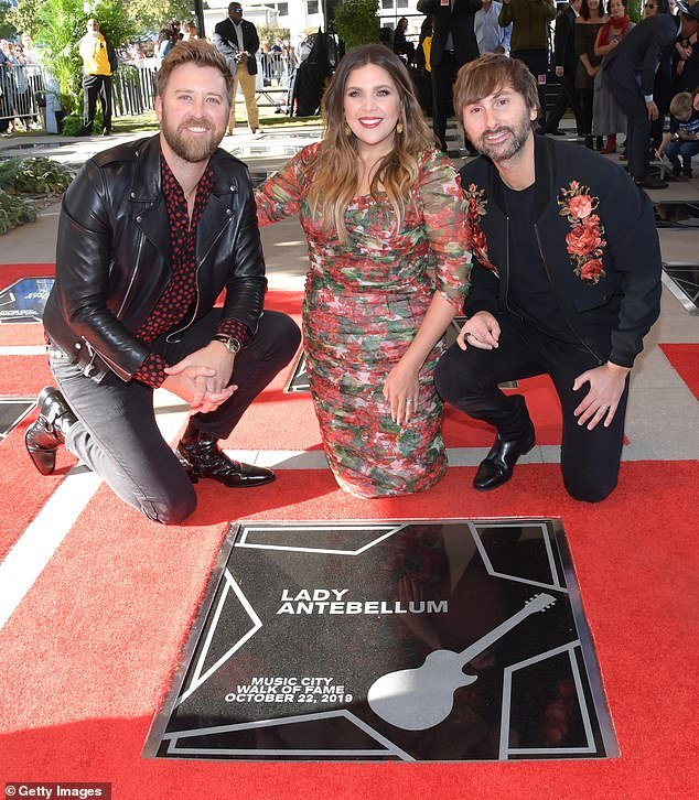 They were inducted into the Music City Walk Of Fame in October 2019 in Nashville, Tennessee
