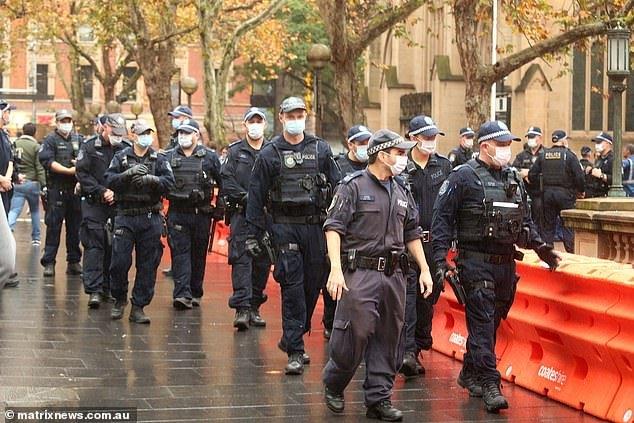Hardcore activists behind Australian Black Live Matter rallies ...