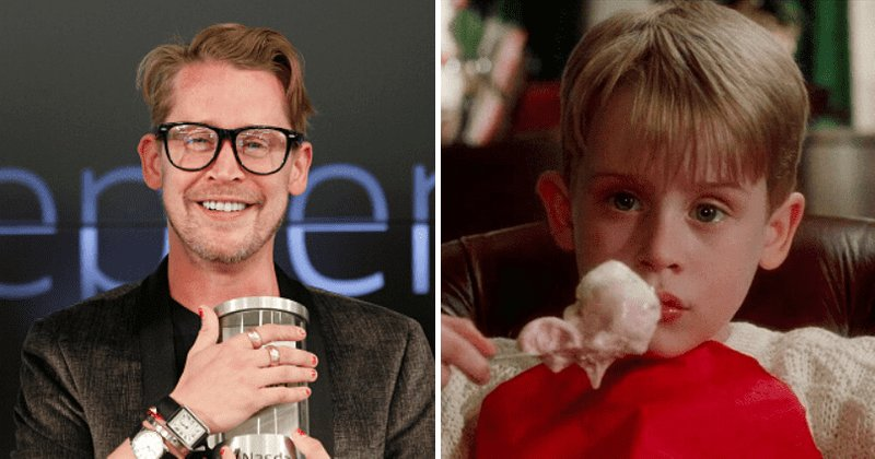 boy from Home Alone now