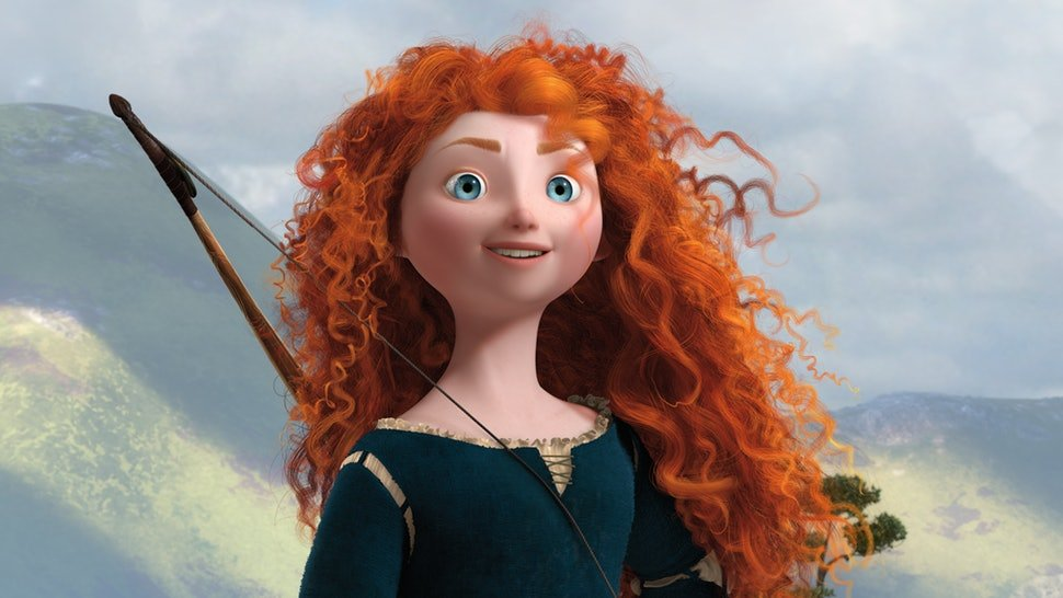 Disney Princess Merida Age