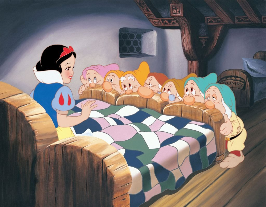 Disney Princess Ages Revealed
