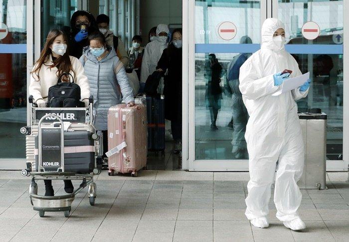"""인천국제공항 노조 """"공항 방역 확대해야"""" - 시사위크"""