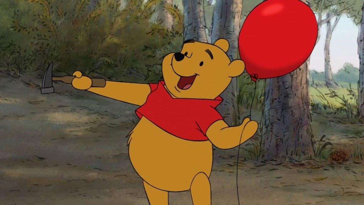 what gender is winnie the pooh