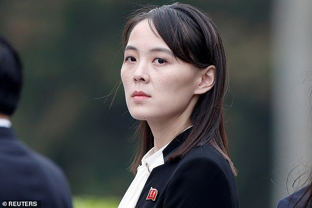 Ms Kim, who is first vice department director of the ruling Workers