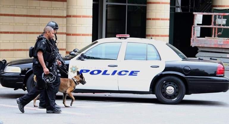 La Fiscalía de Tulsa presentan cargos contra la policía acusada de ...