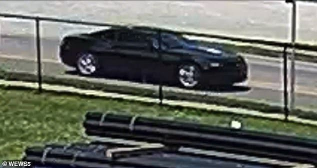 The vehicle pictured above is described as having dark tinted windows