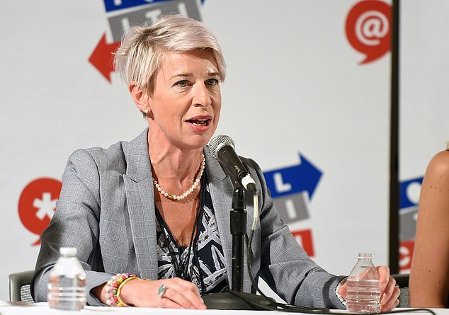 Katie Hopkins is BANNED from Twitter for breaking rules on hate ...