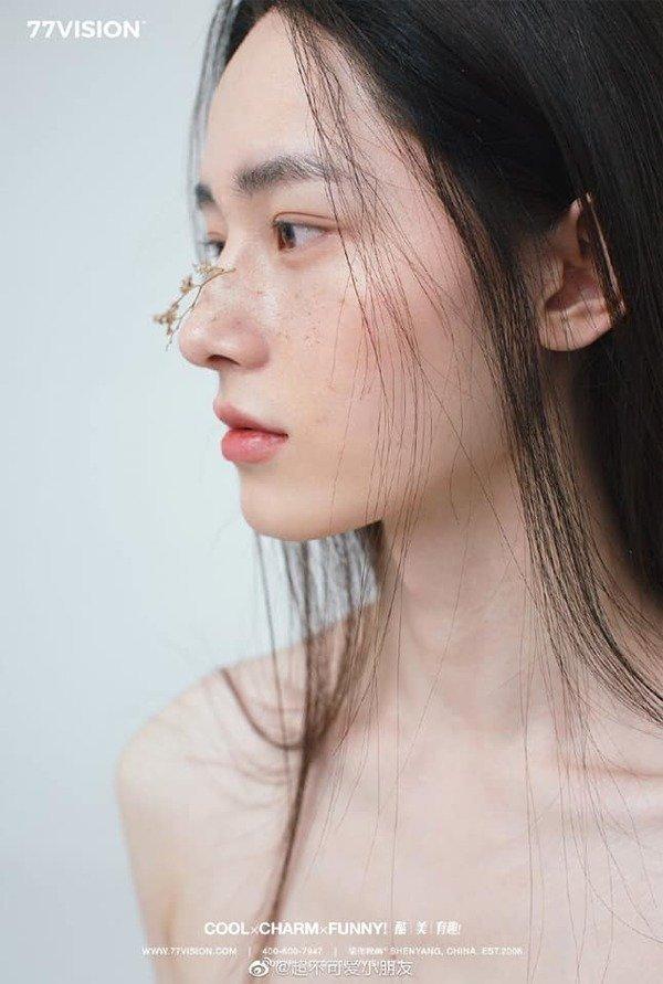 อัลบั้มภาพมองเผินๆนึกว่าผู้หญิง...เปิดวาร์ปTang Sihaoนายแบบ...