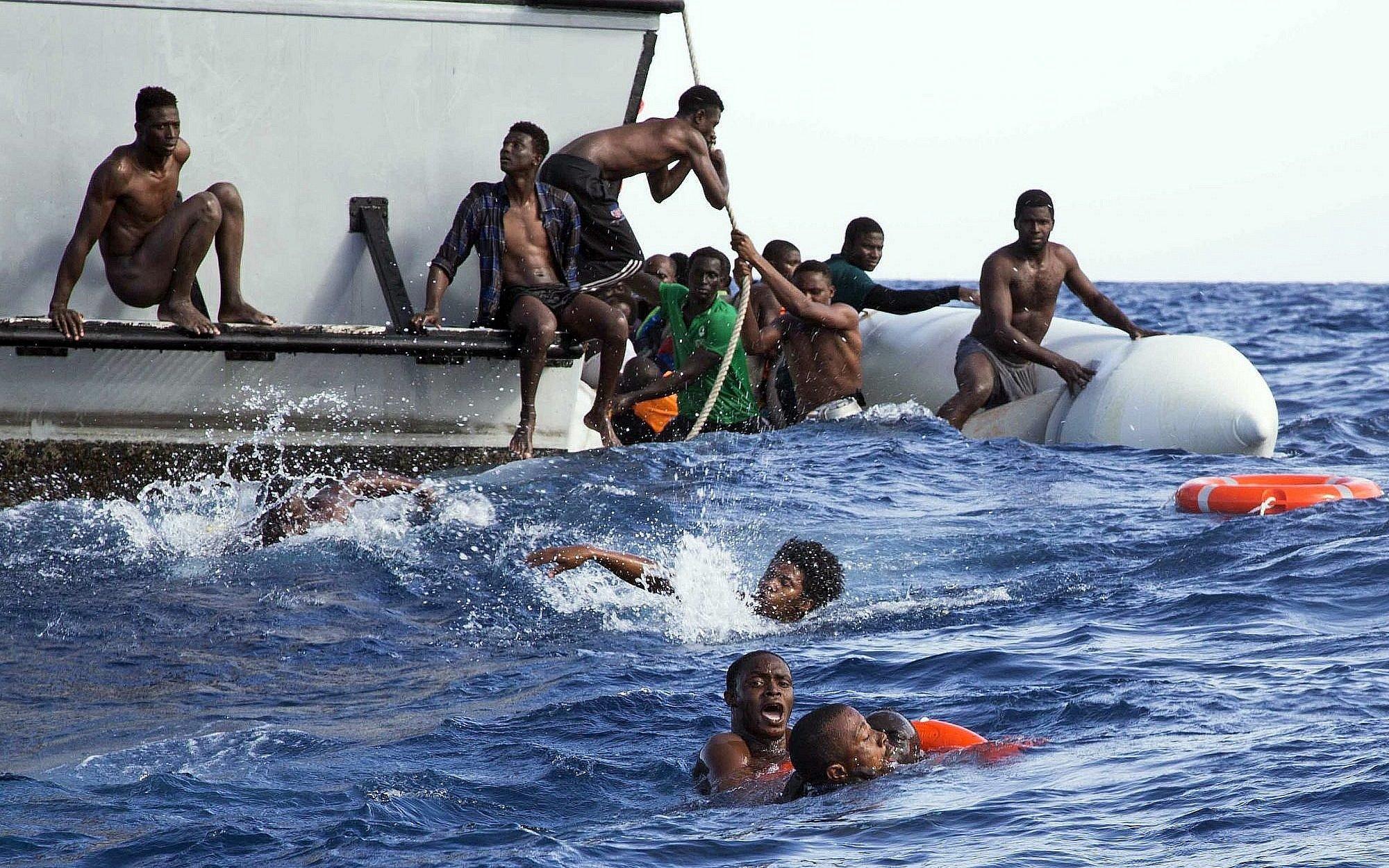 A list of heartbreak: Newspaper tallies 33,293 dead migrants | The ...