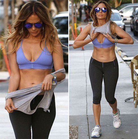 Jennifer Lopez Diet