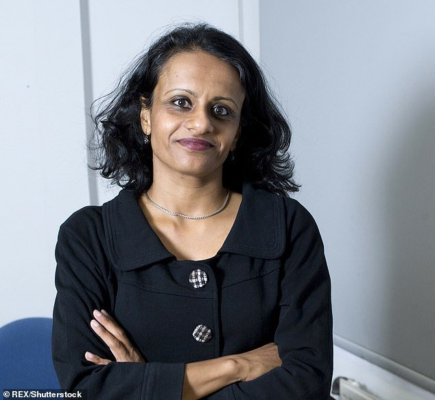Dr Priyamvada Gopal, 51, who teaches in the Faculty of English at Churchill College, was met by a wave of death threats after her message on Tuesday