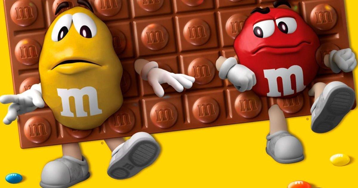 2459225 e1591802683910.jpg?resize=412,232 - M&M's arrivent enfin en tablettes de chocolat en France