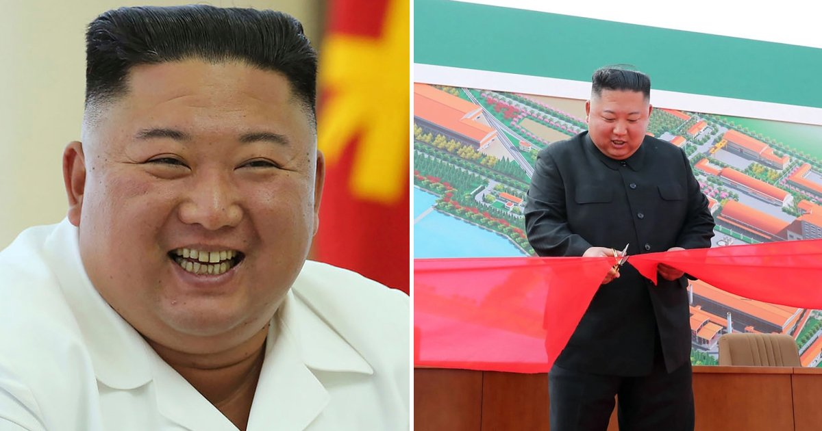 "4 39.jpg?resize=1200,630 - ""김정은 대역이었다""... 북한 도발에 건강이상설 재조명"