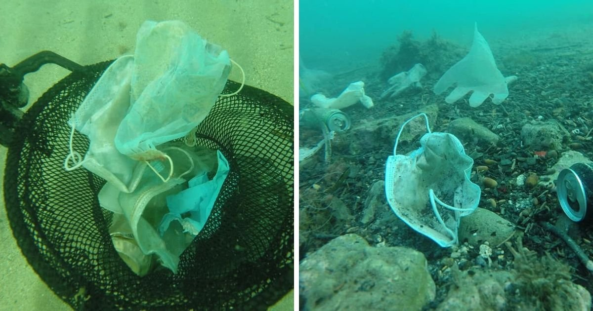 6 56.jpg?resize=1200,630 - PPE Masks and Latex Gloves Are Now Littering The Ocean