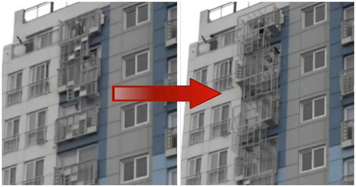 "9 9.jpg?resize=412,275 - ""헐 이건 모든 아파트에 당장 설치해야해!""... 해외에서 극찬받고 있는 트랜스포머 베란다 (영상)"