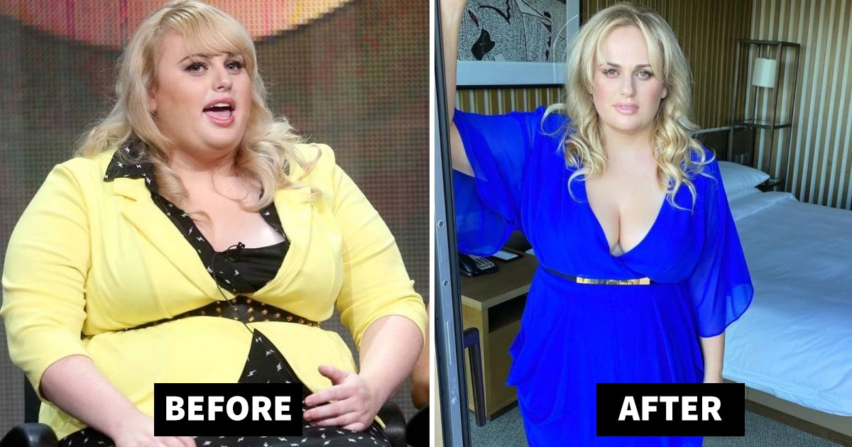 adsfadsf 1.jpg?resize=1200,630 - Star Rebel Wilson Has Us All Struck With Her Astounding Weight Loss Journey