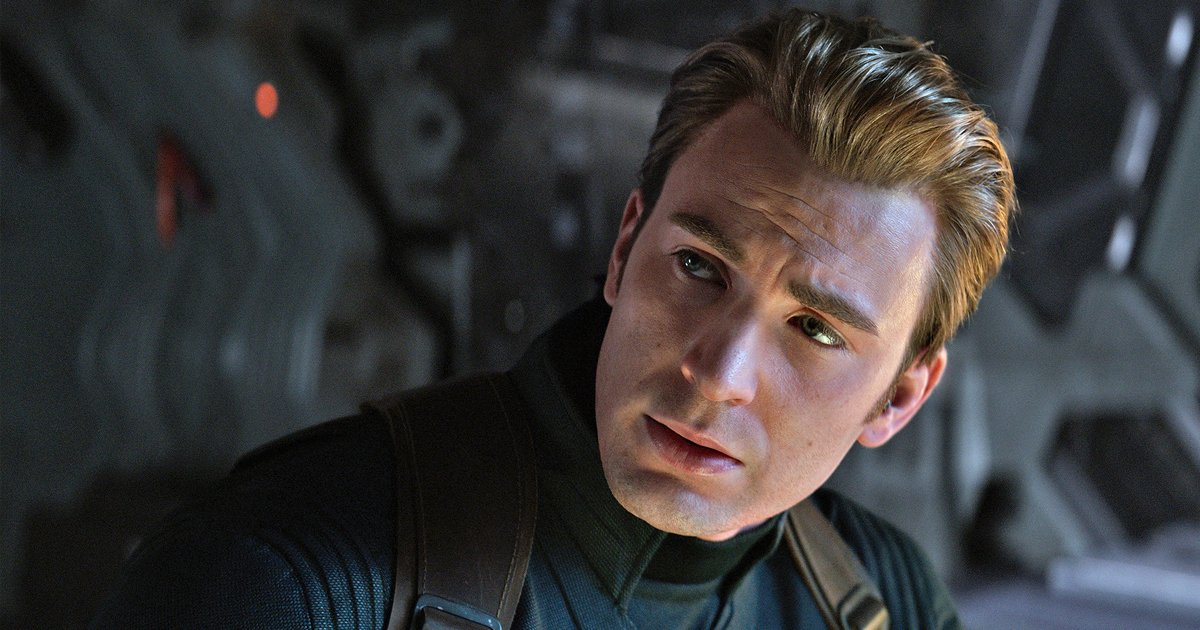 adsfadsf.jpg?resize=1200,630 - Sad Day for Captain America Fans as Chris Evans Quits Being the Captain