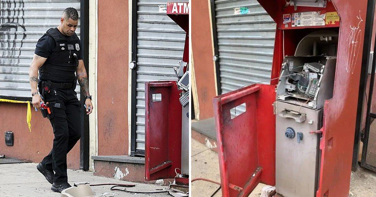 asdf.jpg?resize=412,275 - Man, 24, Dies In Explosion While Attempting To Loot ATM In Philadelphia