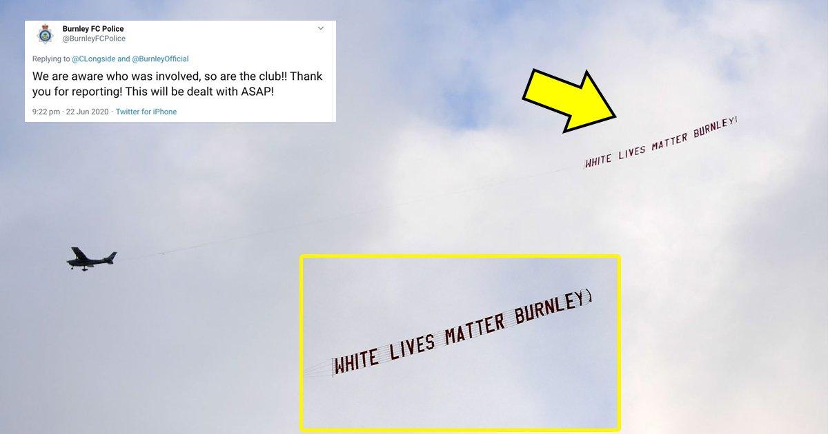"""asdfdasf.jpg?resize=412,232 - Burnley FC Apologise After """"White Lives Matter"""" Banner Flown Over Manchester City's Stadium"""