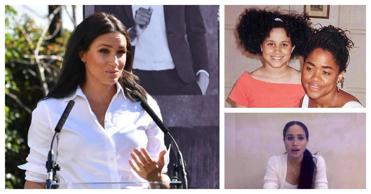 collage 12.jpg?resize=412,275 - Meghan Markle Speaks Out On the Death of George Floyd In A Commencement Speech