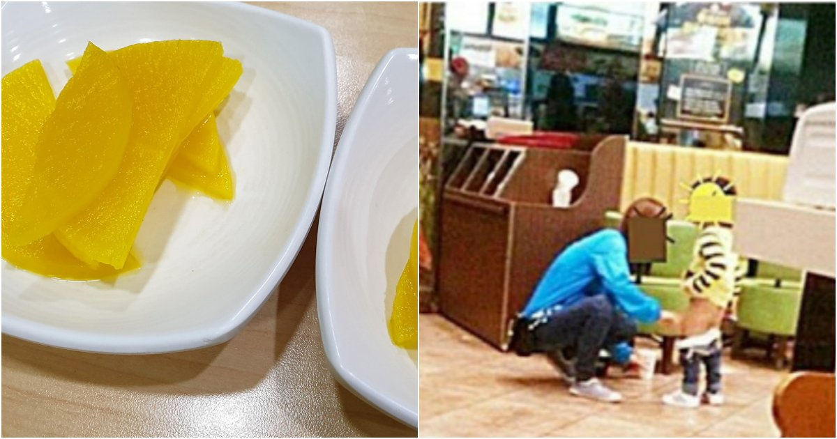 "collage 122.png?resize=1200,630 - ""김밥집에서 단무지로 5살짜리 여자아이 때.렸는데... 안되나요?"" 식당에서 단무지로 '5살 아이' 때린 여성"
