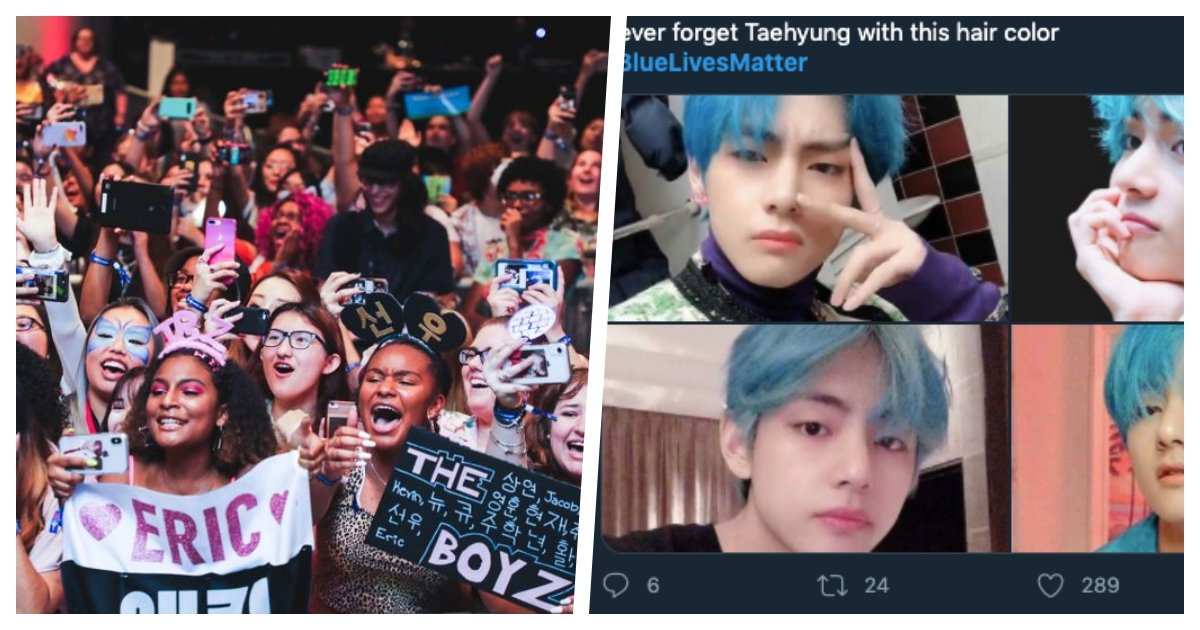 collage 15.jpg?resize=412,275 - K-Pop Fans Are Nullifying Anti-Black Hashtags With Memes and Videos
