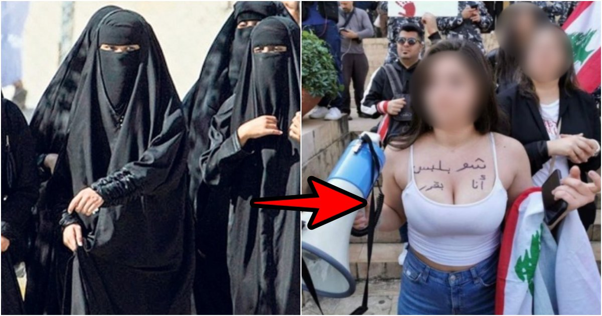 "collage 30.png?resize=1200,630 - ""답답해서 히잡을 벗었더니.."" 히잡 벗고 전세계 남성 놀라게 한 이슬람 여성들의 '외모와 피지컬' (+사진多)"