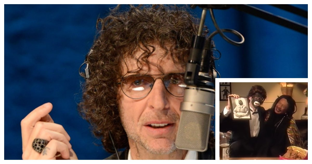 collage 39.jpg?resize=1200,630 - A 1993 Video of Howard Stern In Blackface and Using Racial Slurs Stirs Controversy
