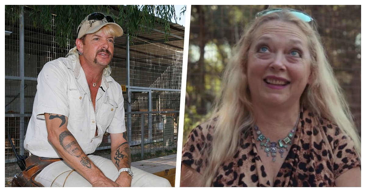 collage 6.jpg?resize=412,275 - Federal Judge Awards Carole Baskin The Zoo That Joe Exotic Used To Own