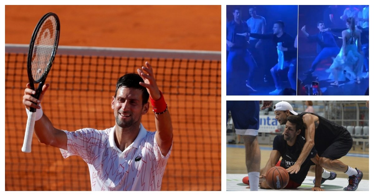 collage 72.jpg?resize=412,232 - Novak Djokovic Tests Positive For Covid-19 After The Controversial Adria Tour