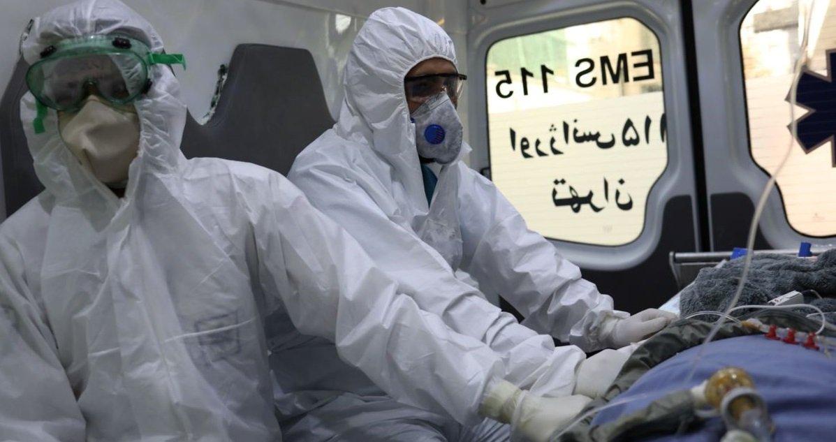coroiran.jpg?resize=412,232 - Coronavirus: l'Iran a enregistré 3.000 nouvelles contaminations en 24 heures