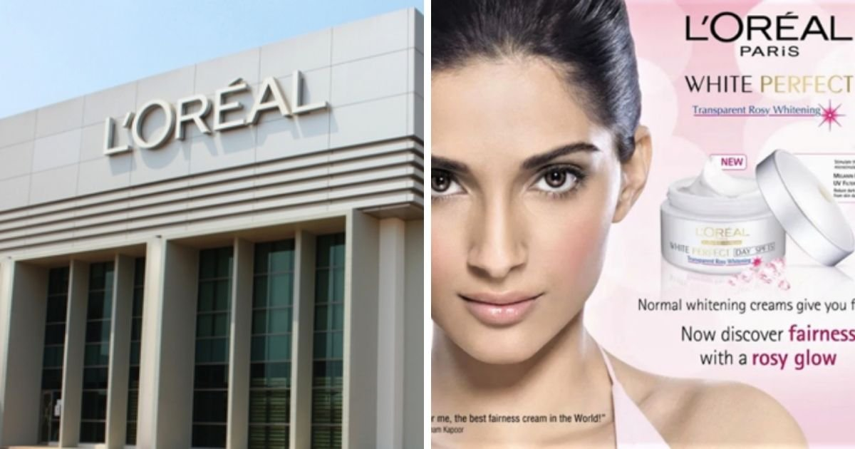 cover 20.jpg?resize=1200,630 - L'Oréal Is Set To Remove Words Like 'Whitening' From Their Products